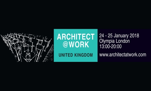 Mød os på Architect@Work i London